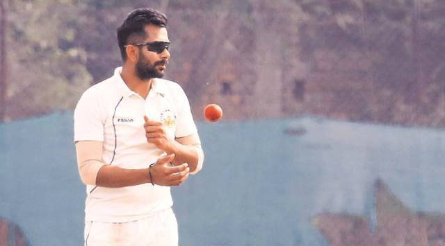 Gurinder Singh, Ranji Trophy, Chandigarh news, punjab news, indian express news