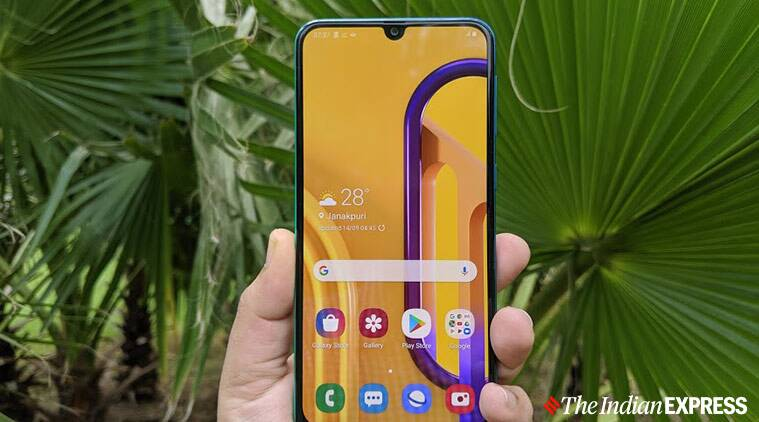 samsung, samsung galaxy M30s, Galaxy M30s review, Galaxy M30s price in India, Galaxy M30s features, Samsung blog The Indian Express