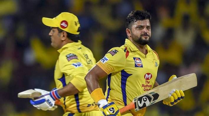 CSK's Suresh Raina returns to India, will remain unavailable for IPL 2020    Sports News,The Indian Express