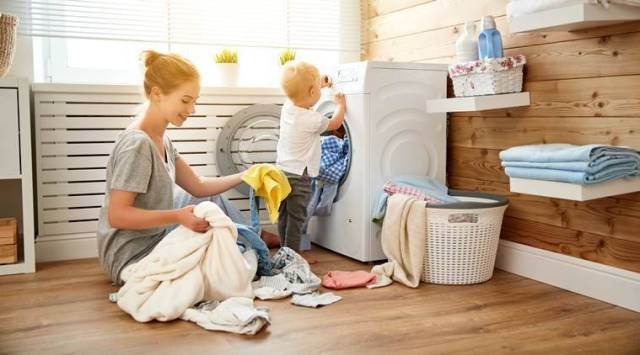 household cleaning products, babies, childhood asthma, health, indian express, indian express news