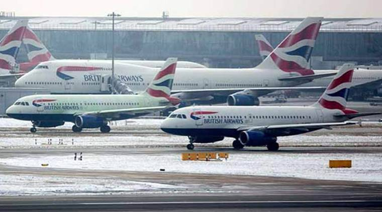 Heathrow airport, Europe airports, Heathrow airport flight disruptions, Europe airports flight disruptions, World news, Indian Express