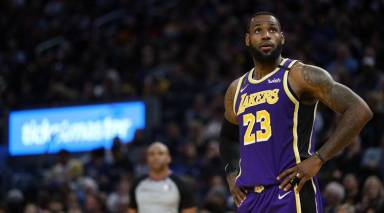 Los Angeles Lakers are elite again and ready to 'turn up'