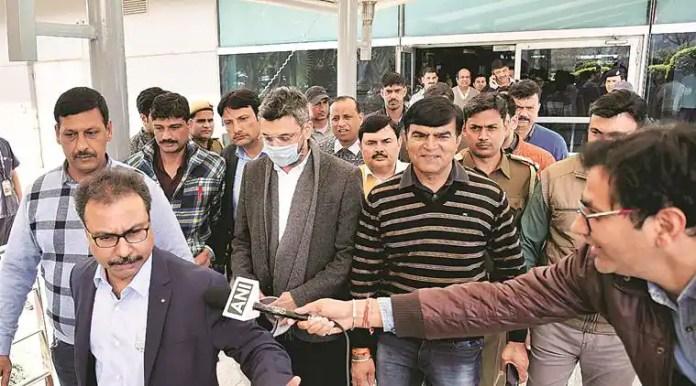 Delhi HC sends Chawla to Tihar jail till further orders