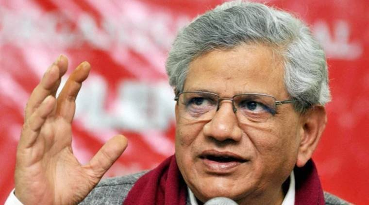 Release those detained in J-K, restore democratic process: Sitaram Yechury to PM Modi