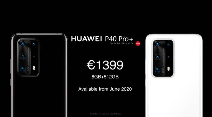 P40 Pro Plus: Here's what's new in Huawei's flagship smartphone ...