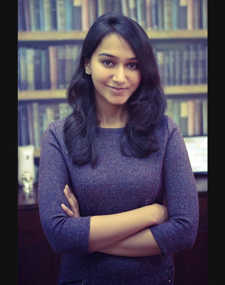 Komal Agarwal- Founder & Marketing Director, Pebble