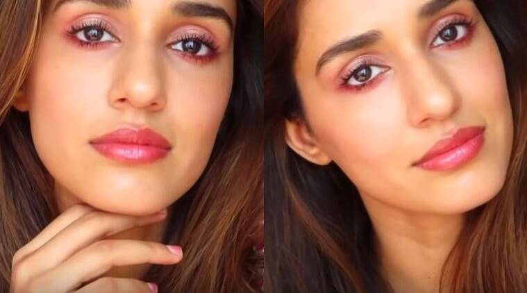 Here's how you can wear Disha Patani's summertime pink glowy makeup