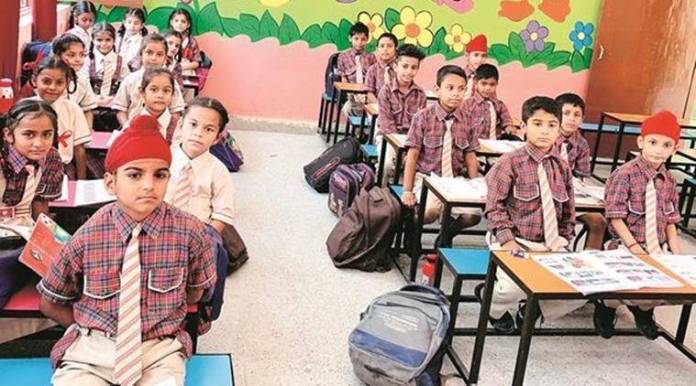 Punjab promotes class 5, 8 students without exams