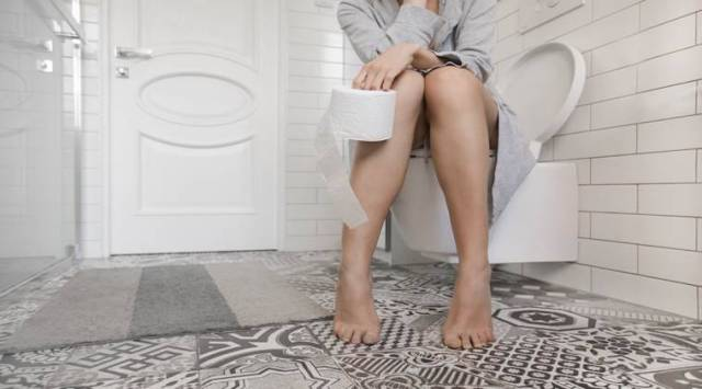 quarantine constipation, constipation in lockdown, what is causing constipation in lockdown, health, indian express, indian express news