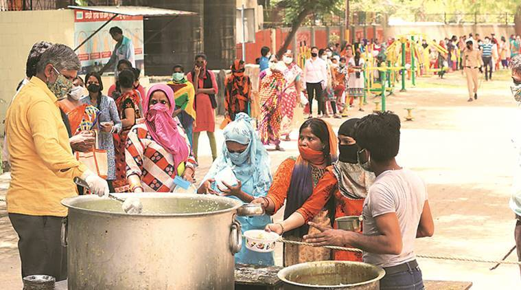 delhi maids 759 - Coronavirus LIVE Updates: Over 1,000 cases in a day, govt says lockdown helped