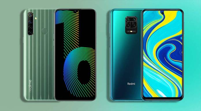 Realme Narzo 10 vs Redmi Note 9 Pro: Find out which one is better ...