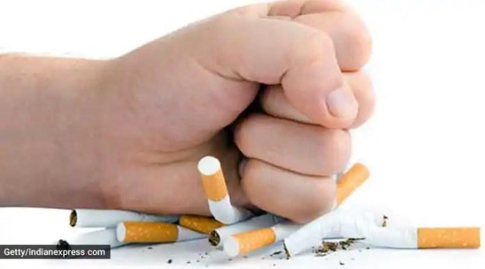 World No Tobacco Day, quit smoking, smoking kills, indianexpress.com, indianexpress, lockdown smoking, how to quit smoking,