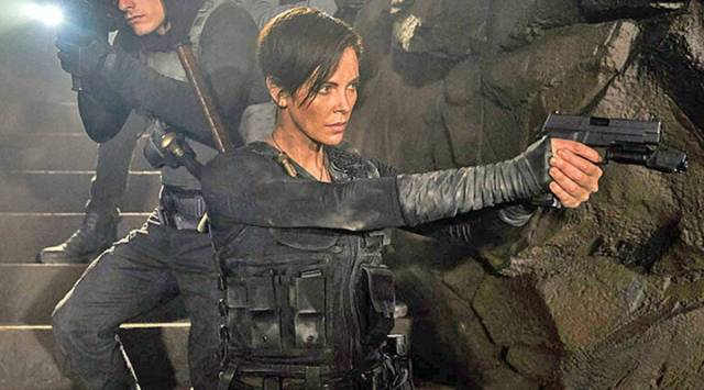 The Old Guard trailer: Charlize Theron is an immortal mercenary in ...