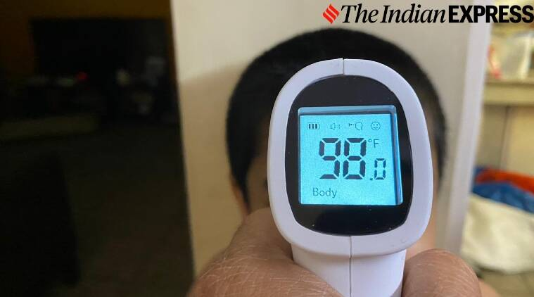 Zoook Infra Temp, Dr Trust thermometer, thermal scanner, Zoook Infra Temp review, Dr Trust thermometer review, Zoook Infra Temp thermal scanner