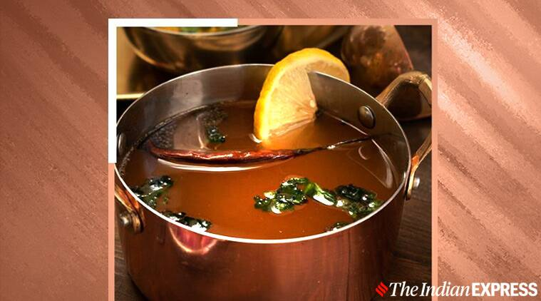 Lemon thyme rasam - Strengthen your immunity with this easy and tasty rasam