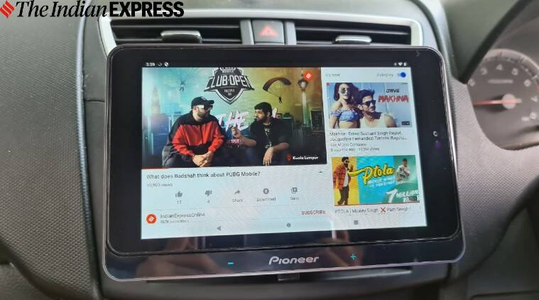 Pioneer SDA-835TAB review, Pioneer SDA-835TAB, Pioneer, Pioneer review, Pioneer infotainment system review, Pioneer infotainment system, Pioneer radio review, Pioneer touchscreen review
