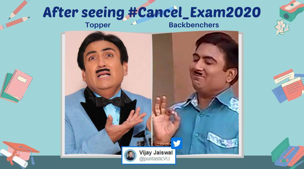 As Uncertainty Looms Over Examinations Cancel Exam2020 Memes