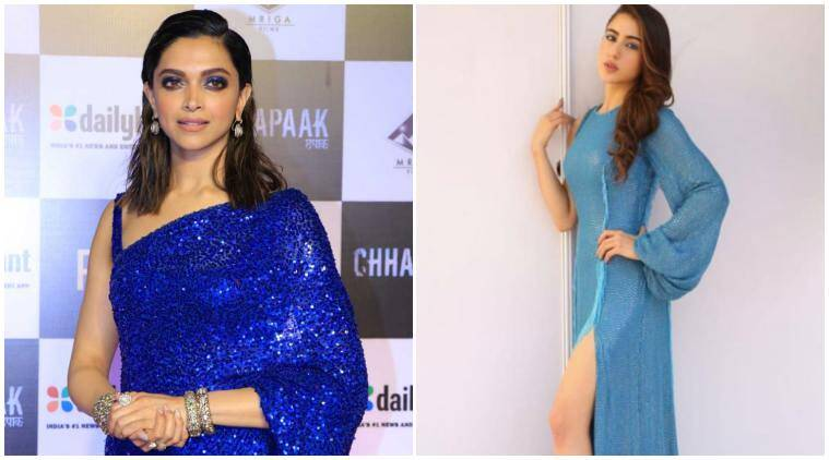 collage 759 1 - Here are some pictures of celebrities in blue, to drive away your lockdown blues