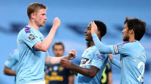 Premier League 2020 Highlights, Results: Manchester City ...