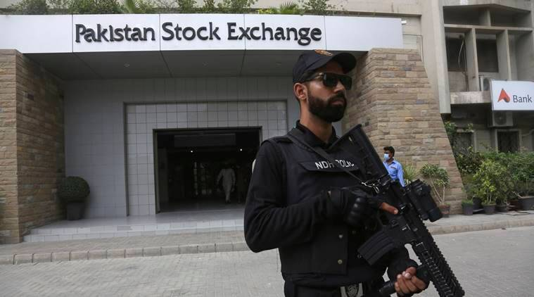 Karachi attack, pakistan stock exchange, pakistan stock exchange attack, pakistan stock exchange attack today, pakistan news, pakistan latest news, terrorist attack in pakistan
