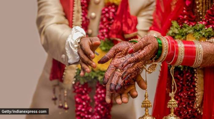 marriage, arranged marriage