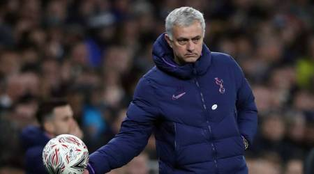Jose Mourinho Pays Price For Poor Results, Resentment At Tottenham Hotspur  | Sports News,The Indian Express