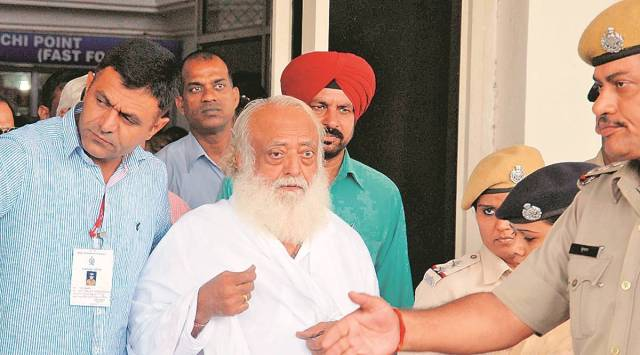 Asaram arrest, an insider's account: 'Headed straight to our net'