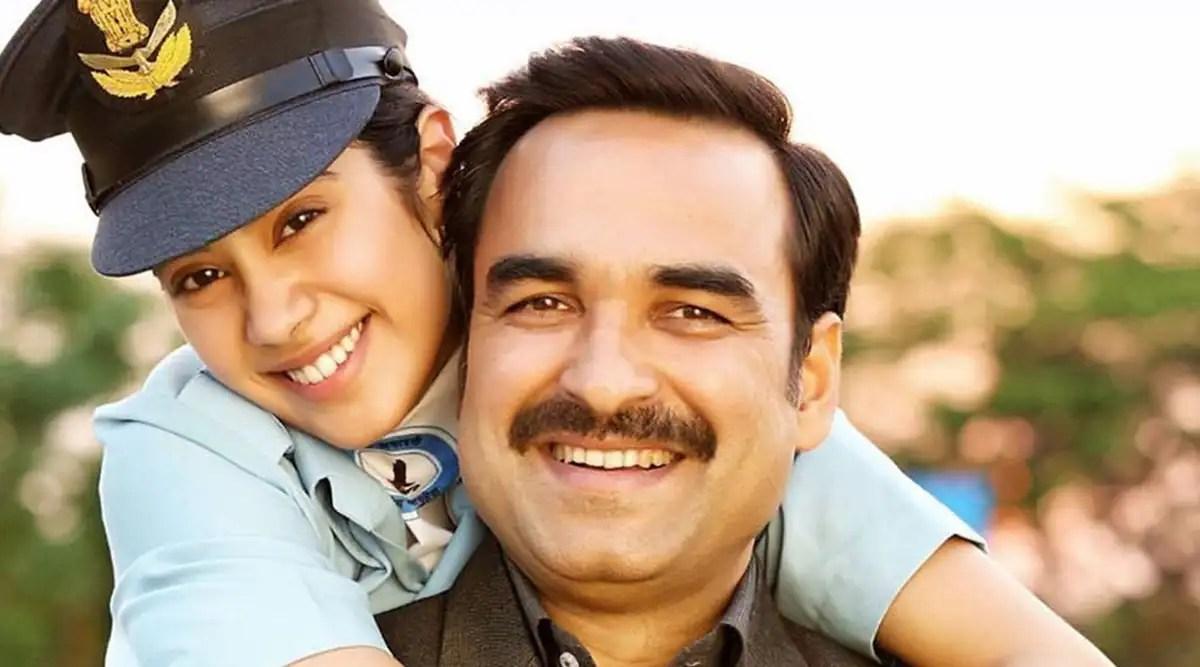 Film Review Gunjan Saxena The Kargil Girl A Case For Feminism