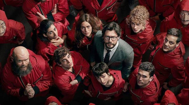 Money Heist Season 5: What more to expect from the Netflix series |  Entertainment News,The Indian Express