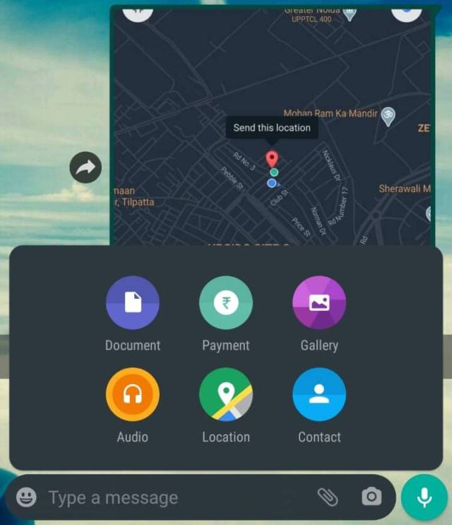 whatsapp, how to send live location on whatsapp, share your location on whatsapp, whatspp sharing location option feature, whatsapp news, whatsapp tips