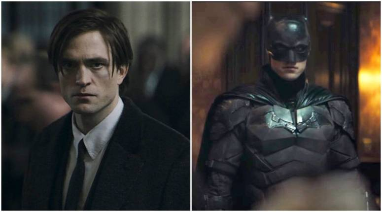 The Batman teaser: Robert Pattinson is a haunted Caped Crusader in ...