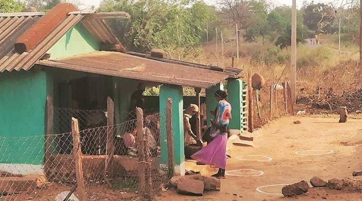 concerns about covid-19 spread in rural areas rise as cases race past 40 lakh mark | india news,the indian express