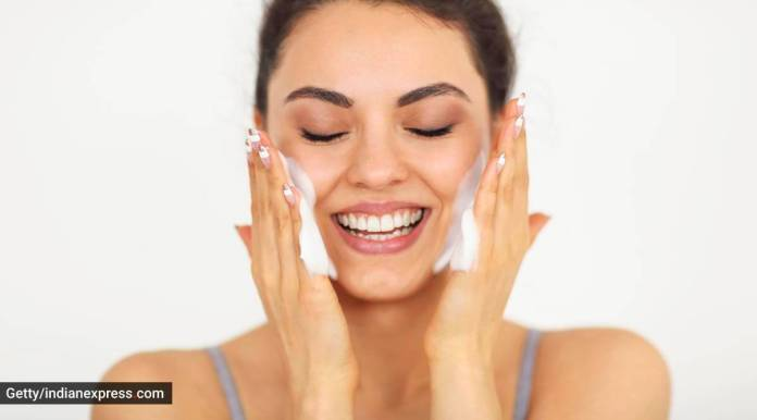 massaging, massage, importance of massaging your face, skincare, indian express news