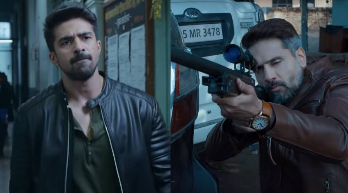 Crackdown trailer: Saqib Saleem goes all guns blazing