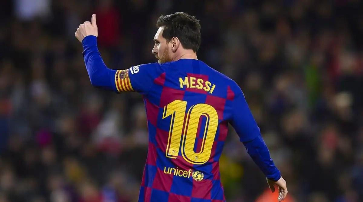 lionel messi Lionel Messi becomes football's second billionaire after Cristiano Ronaldo