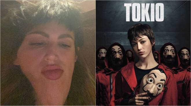 Money Heist actor Úrsula Corbero reveals her look before and after playing Tokyo