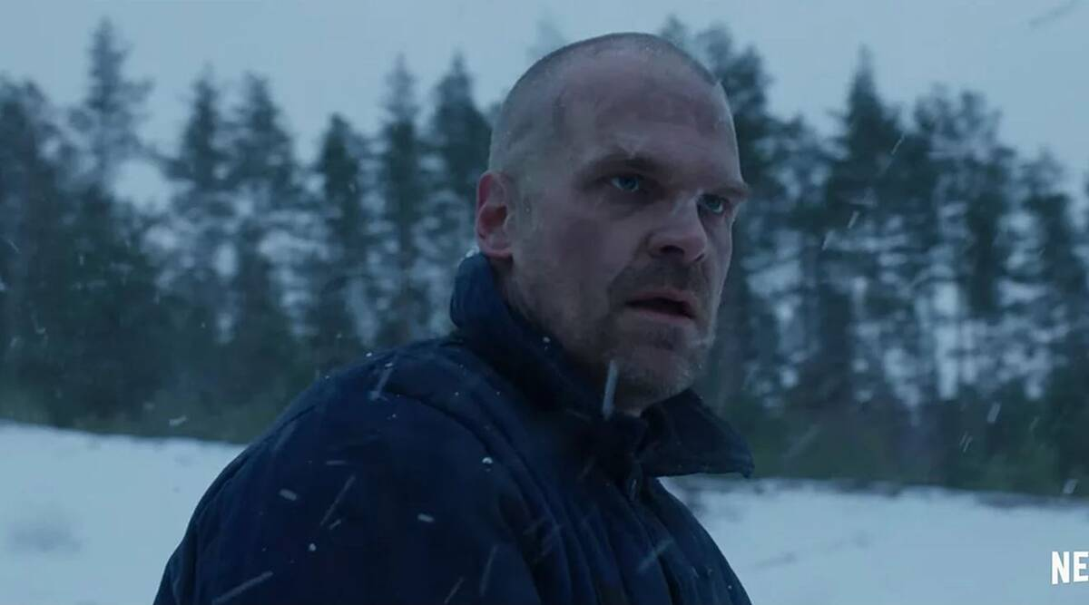 David Harbour explains Hopper's 'resurrection' on Stranger Things