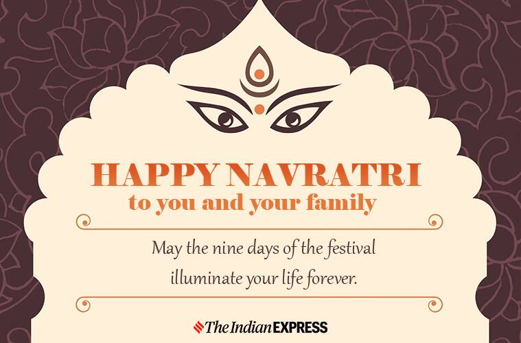 Happy Navratri Canva Wishes Images, Quotes, Status, Messages, Photos, HD Wallpaper, SMS, GIF Pics, Pictures, Greetings Card Download