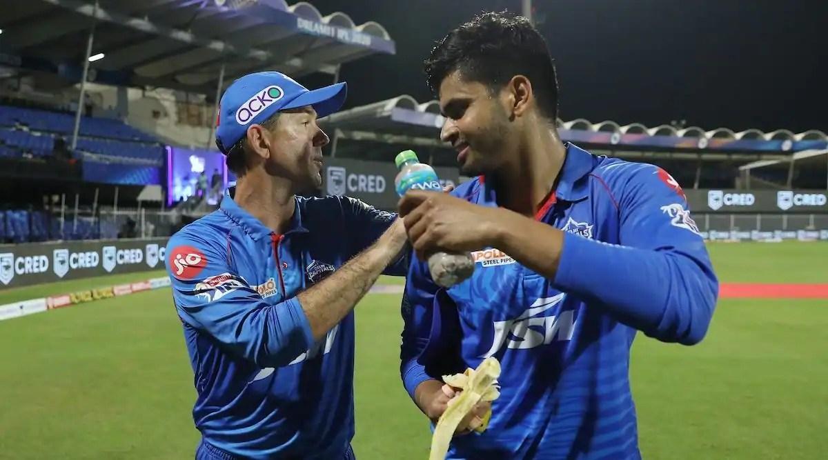 Shreyas Iyer, Delhi Capitals, DC vs RR