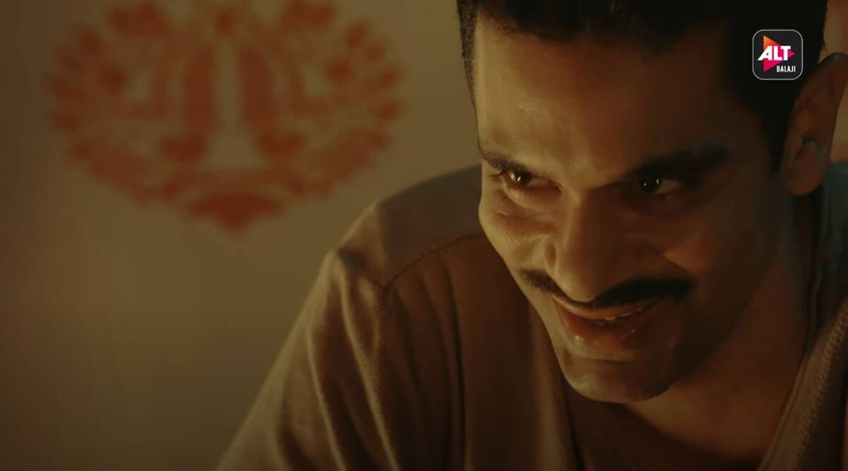 Mum Bhai trailer: Angad Bedi's web series looks hackneyed