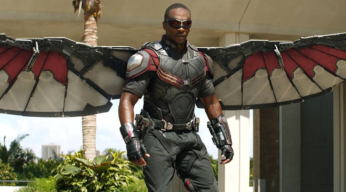 Anthony Mackie on filming The Falcon and The Winter Soldier amid pandemic: It's rough