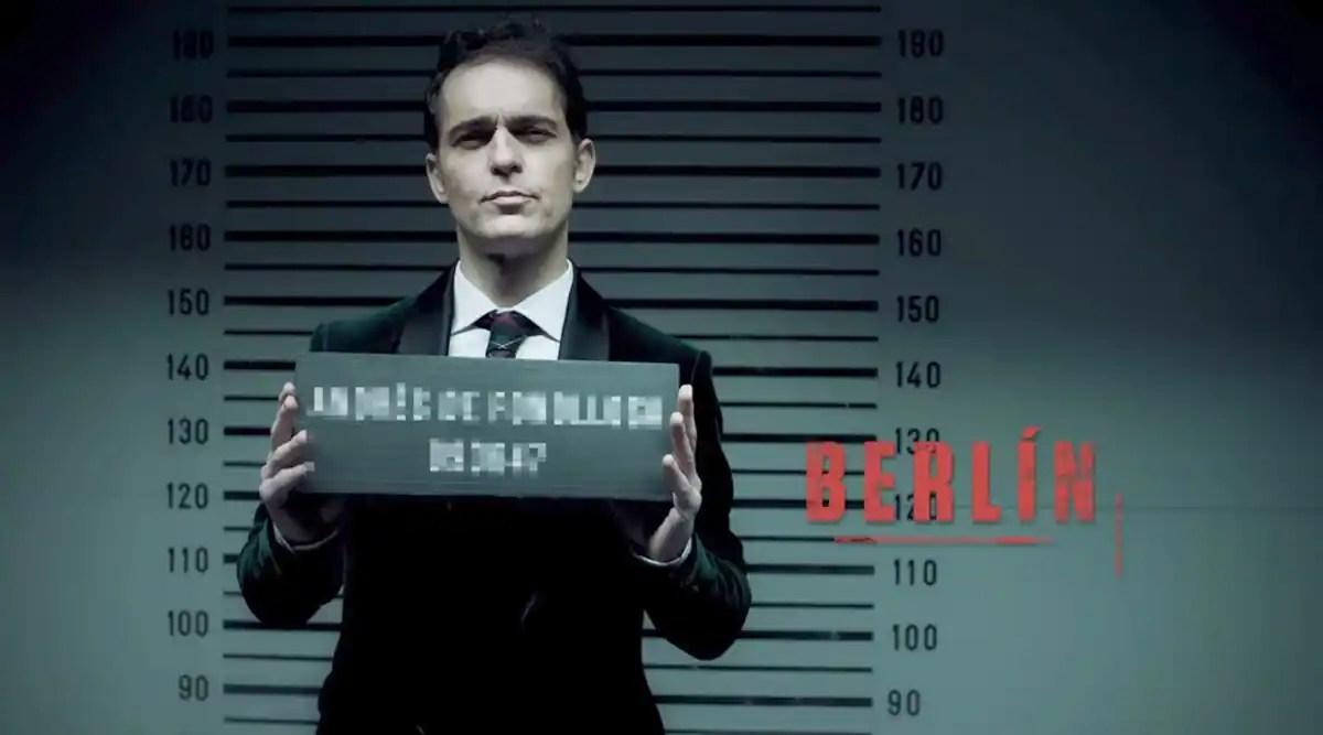 Money Heist: Netflix releases 'Berlin Forever' clip leaving fans emotional
