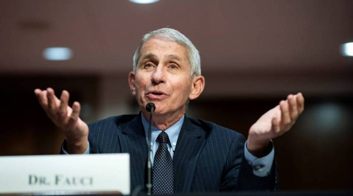 Trump, Biden try to line up by Fauci as they court voters
