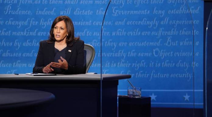 US facing health, economic crisis due to poor policies of Trump administration: Kamala Harris