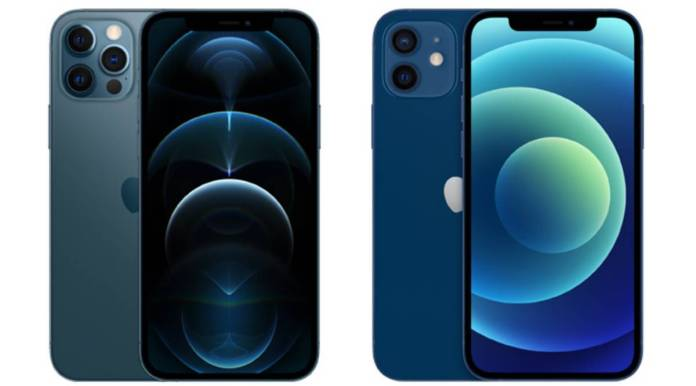 Iphone 12 Vs Iphone 12 Pro What S The Difference Technology News The Indian Express