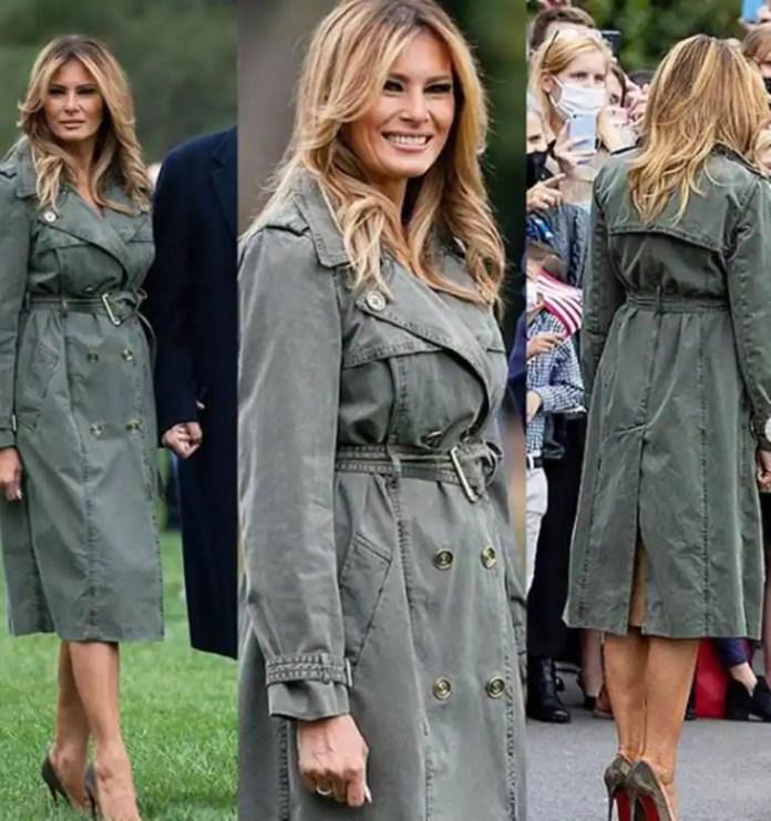 Melania Trump fashion