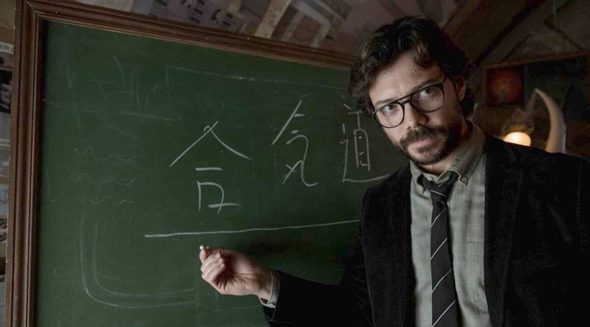 Meet Money Heist's Professor in the Indian crossover 'nobody asked for'