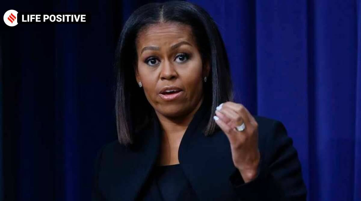obama 3 Trust yourselves to chart your own course and make your mark on the world: Michelle Obama