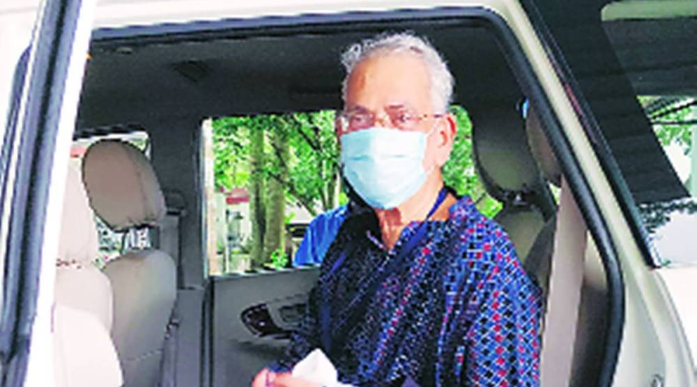 Lokayukta leaves a dejected man: Might as well abolish post
