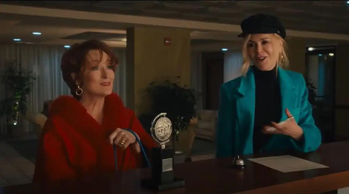 The Prom teaser: Meryl Streep-led musical looks glitzy and fun